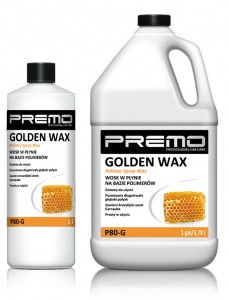 Golden Wax (P80-G)